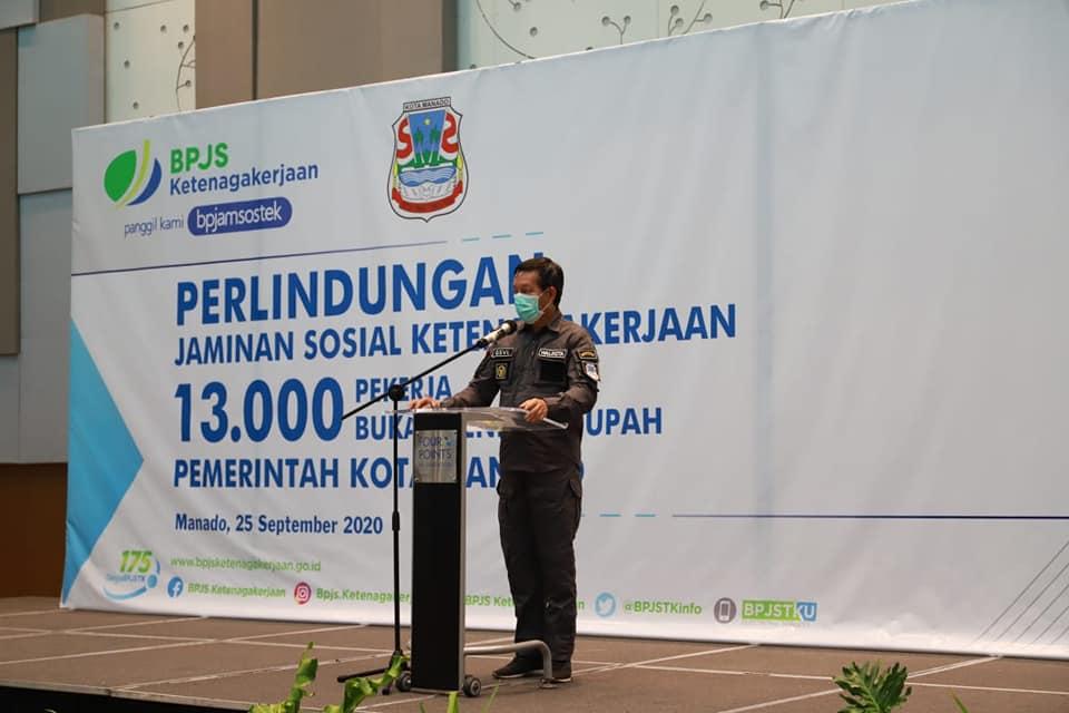Permalink ke BPJS apresiasi sepak terjang Walikota Manado lindungi 13 ribu pekerja bukan penerima upah