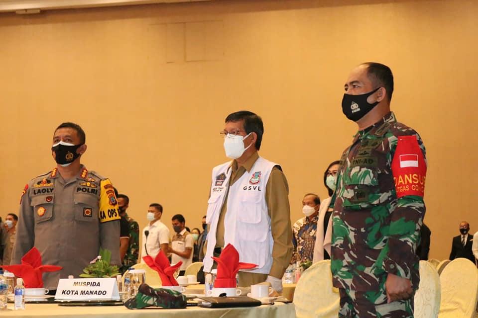Permalink ke Walikota Manado hadiri silaturahmi kebangsaan
