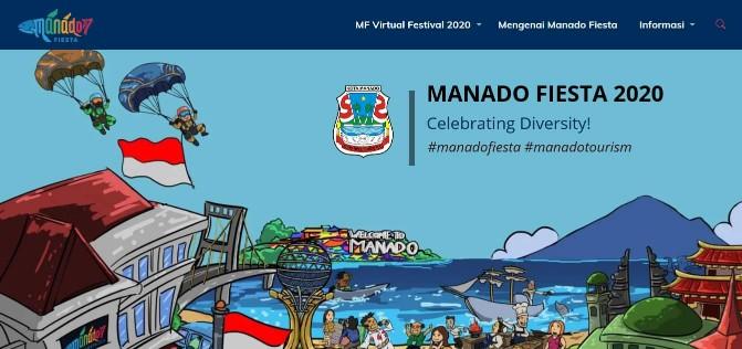 Permalink ke Manado Fiesta 2020 Jadi Iven Pariwisata Virtual Pertama di Indonesia