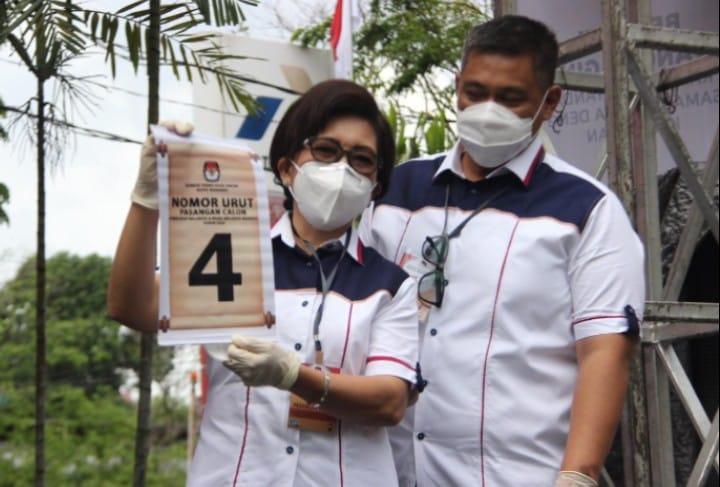 Permalink ke Cerdas, Esok Paslon PAHAM temui warga di 10 Kecamatan lewat virtual