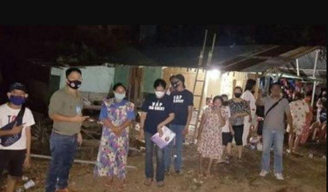 Permalink ke VAP Bantu Korban Banjir Di Bitung