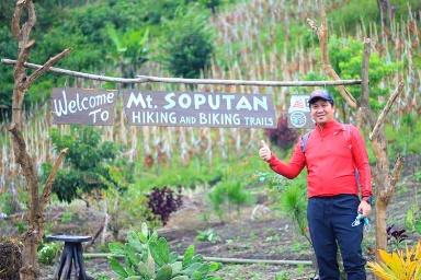 Permalink ke Mendaki Gunung Soputan, Steven Kandouw: Jaga Lingkungan