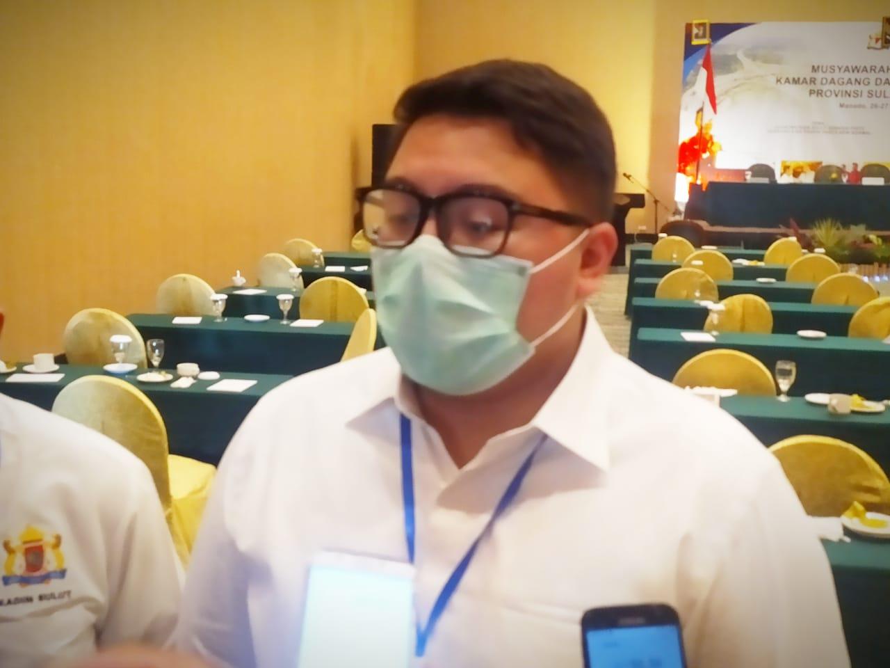 Permalink ke Milenial Terpilih Ketua Kadin Sulut, Rio Bakal Utamakan Teknologi