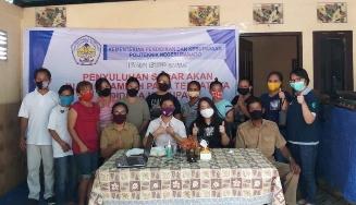 Permalink ke Tim D3 Pariwisata Politeknik Gelar Sosialisasi Sadar Buang Sampah
