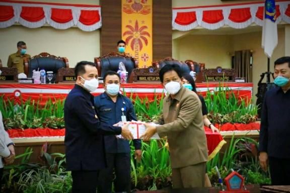 Permalink ke APBD Sulut 2021 tuntas, Gubernur Sulut Pamitan