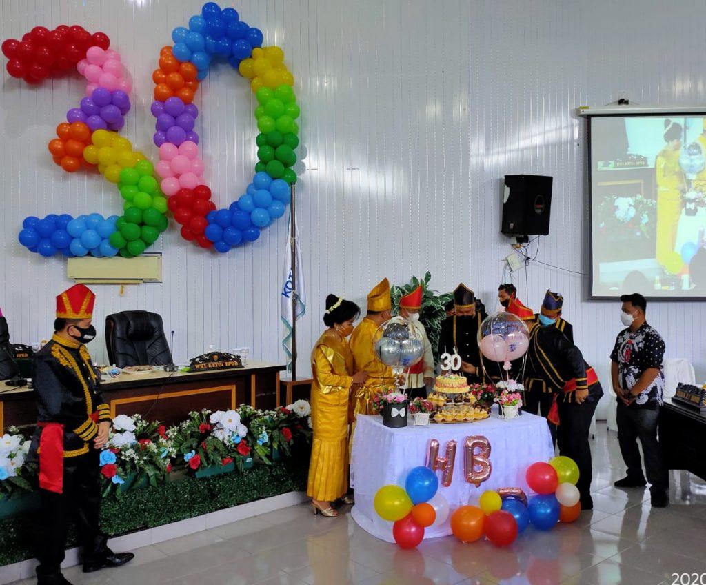 Permalink ke HUT ke-30, DPRD Kota Bitung Gelar Paripurna Istimewa