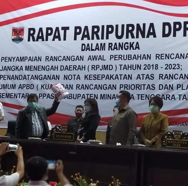 Permalink ke Legislatif-Eksekutif Kabupaten Mitra sepakat RPJMD 2021 fokus Infrastruktur dan Pendidikan