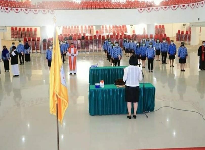Permalink ke Rektor: Unsrat Terus Tingkatkan Sistem Penjaminan Mutu Pendidikan