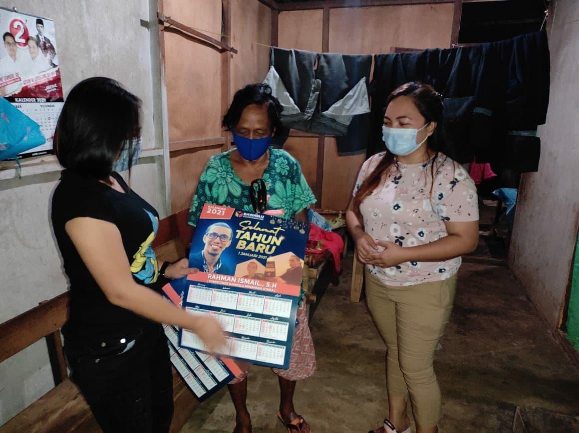 Permalink ke Komisioner Bawaslu Minut Rahman Ismail Berbagi Kasih Natal Dengan Masyarakat