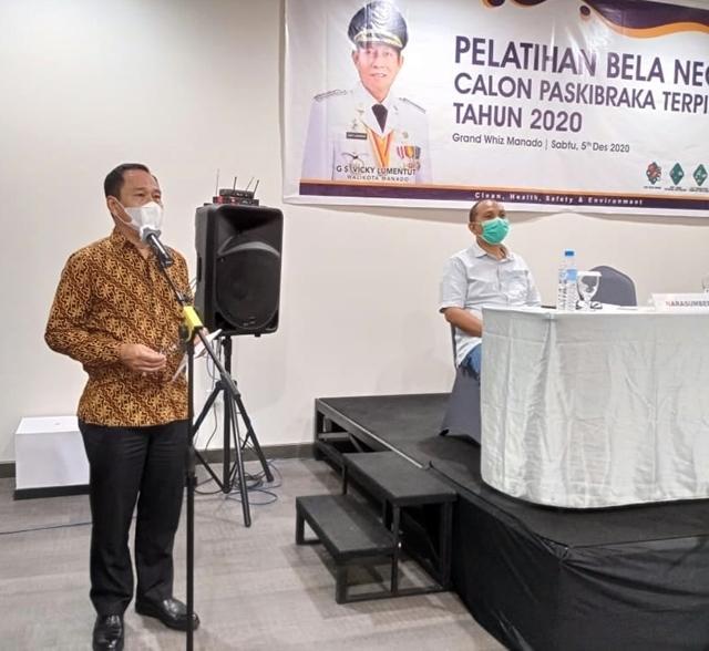 Permalink ke Dispora Manado gelar pelatihan keterampilan untuk Paskibraka 2020, Ini harapan Wali Kota GSVL