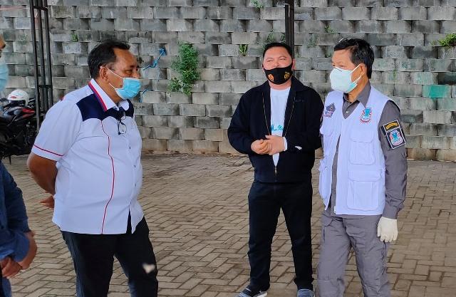 Permalink ke PD Pasar Manado : PKL 45 wajib jalankan prokes covid-19