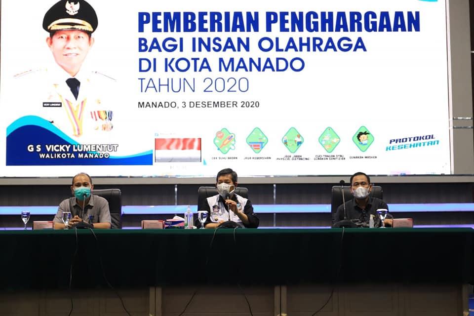 Permalink ke GSVL dorong Insan Olahraga Manado terus berprestasi