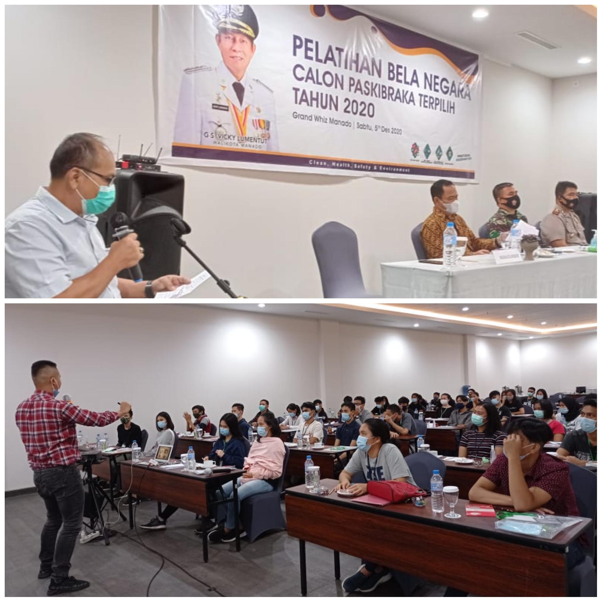 Permalink ke Tak tampil akibat COVID-19, ini cara Dispora Manado semangati Paskibra 2020