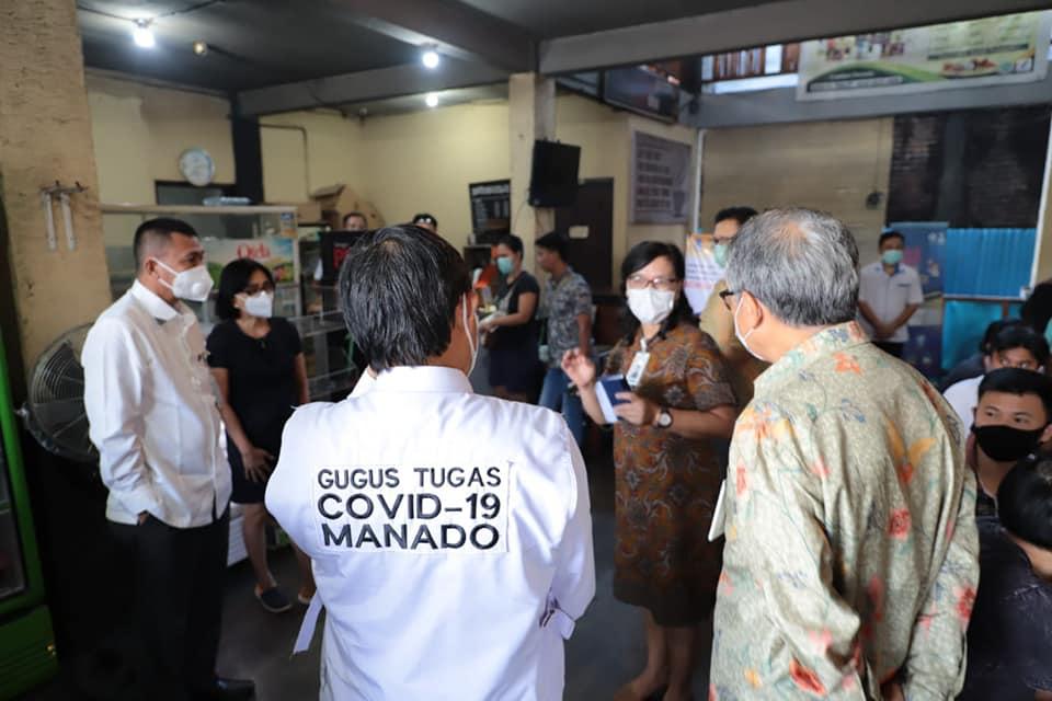 Permalink ke Optimalisasi PAD Kota Manado, GSVL gandeng KPK RI dan Bank Sulut