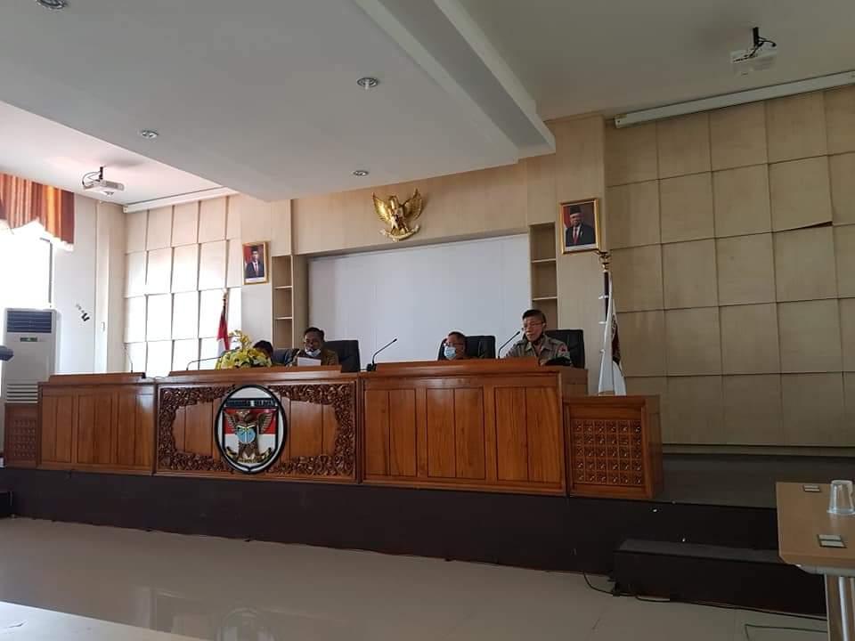 Permalink ke Panitia HUT Kabupaten Minsel ke-18 Gelar Rapat Bersama OPD
