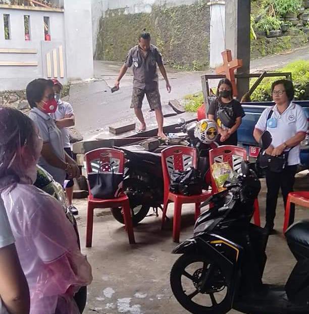 Permalink ke GMIM Sion Raanan Baru Salurkan Bantuan Kepada Warga Manado Yang Terdampak Banjir
