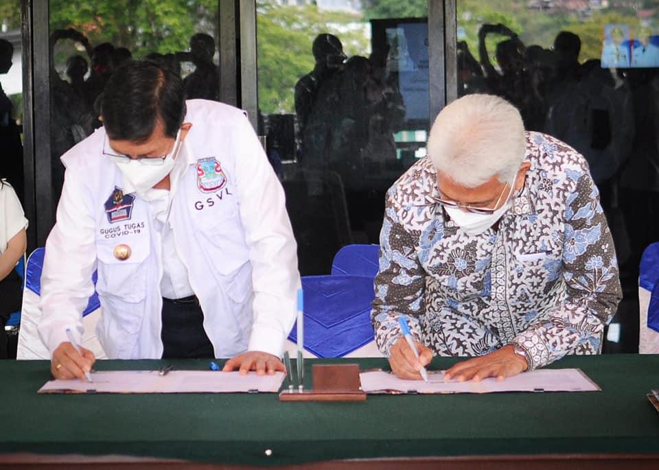Permalink ke GSVL dan Dendeng teken MoU, RKUD Pemkot Manado kembali ke BSG