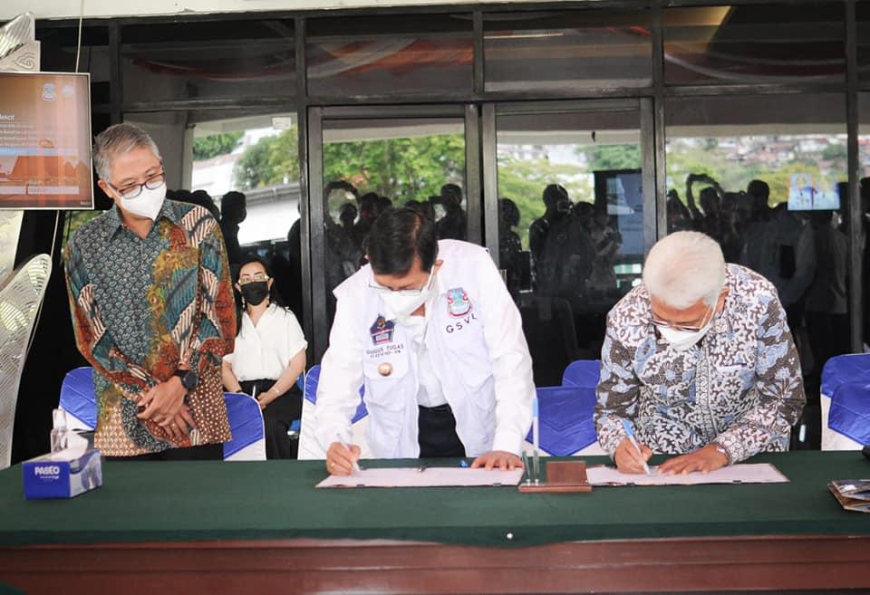Permalink ke RKUD Pemkot Manado kembali ke BSG, Dendeng : Perpindahan ini lebih memudahkan ekspansi bisni
