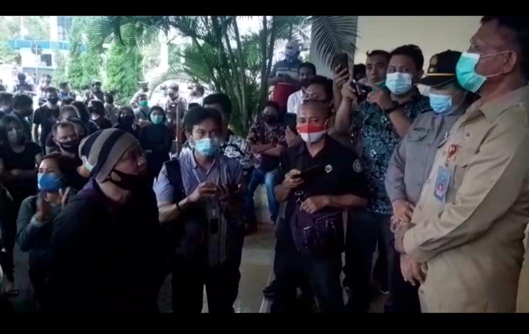Permalink ke THL SatPol-PP lakukan demo, Ini Penjelasan Pemkot Manado