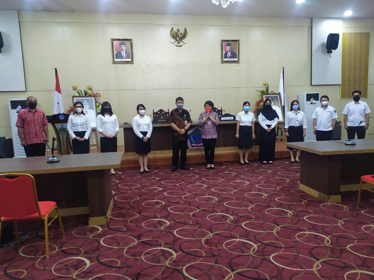 Permalink ke BKD Sulut Beri Pembekalan 482 CPNS Provinsi