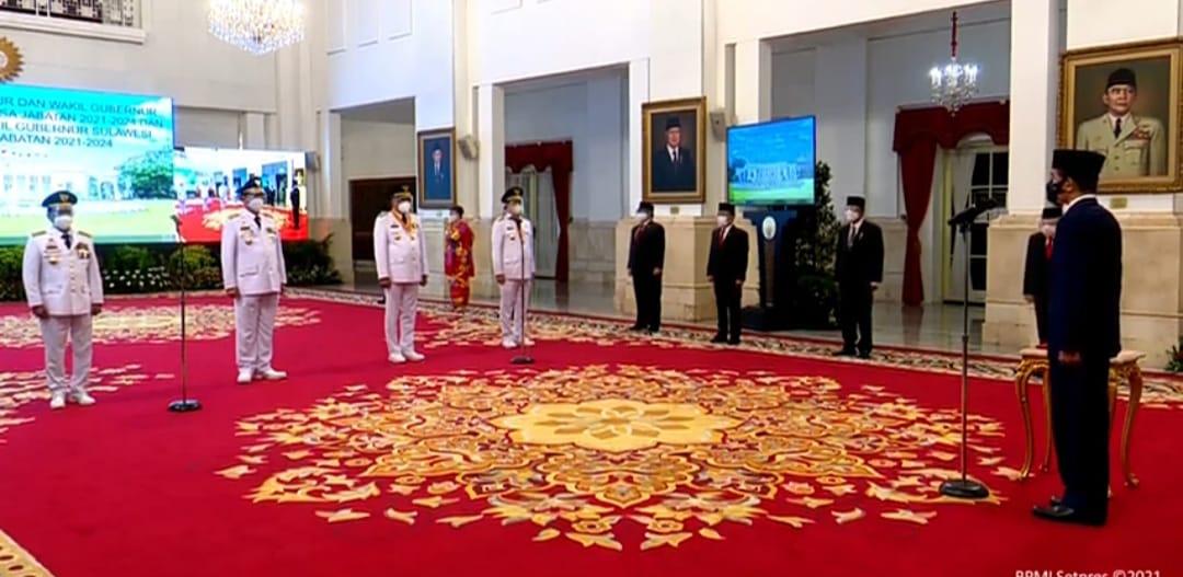Permalink ke Dilantik Presiden Jokowi di Istana Negara, ODSK Resmi Jabat Gubernur dan Wagub Sulut