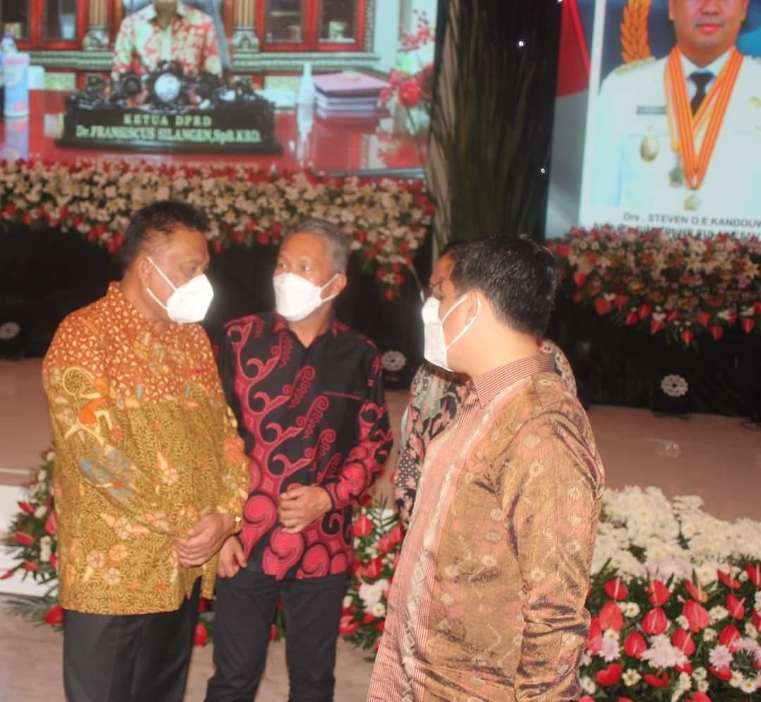 Permalink ke FDW-PYR Hadiri Syukuran Pelantikan ODSK Sebagai Gubernur dan Wagub Sulut