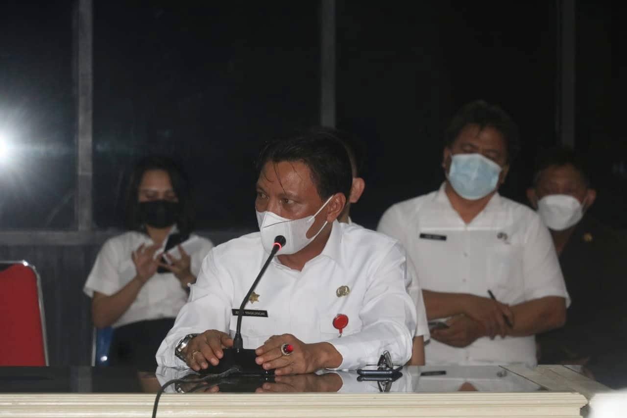 Permalink ke JR : Pemkot Tomohon siap sambut pemimpin baru
