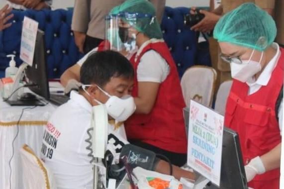 Permalink ke Tersandung Hipertensi, Sumendap Gagal Lakukan Vaksinasi Tahap Satu