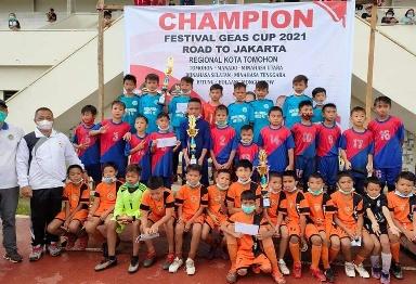 Permalink ke Hadapi Musuh Bubuyutan di GEAS Cup 2021, Kumelembuai United FC melaju ke Jakarta