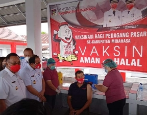 Permalink ke ROR-RD Pantau Vaksinasi Pedagang di Pasar Tondano