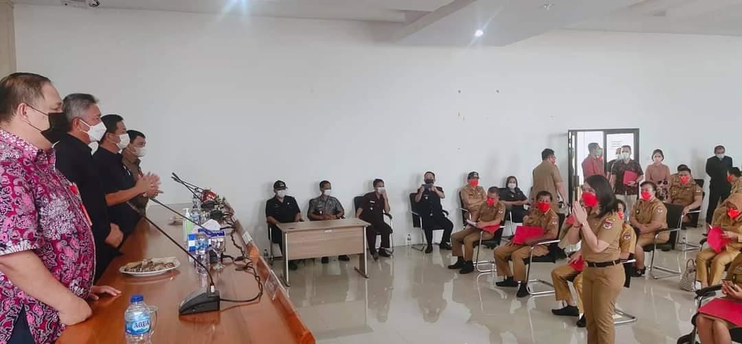 Permalink ke Bupati FDW Tunjuk 58 ASN Jadi Penjabat Kumtua di Minsel