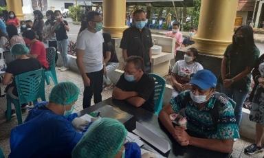 Permalink ke WL Pantau Pelaksanaan Vaksin Tahap Kedua