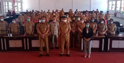 Permalink ke Menyempurnakan Rancangan RKPD, Wabup Pimpin Pra Musrembang Mitra