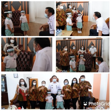 Permalink ke TK dan PAUD Happy Holly Kids Audensi Wali Kota Tomohon