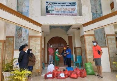 Permalink ke GAMKI, IWO dan GenPI Sulut Salurkan Bantuan Lanjutan di Manado