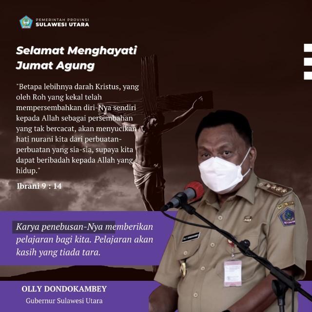 Permalink ke Olly Dondokambey dan Kapolri Pantau Langsung Pengamanan Paskah di Manado