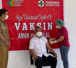 Permalink ke Bupati Minsel Jalani Penyuntikan Vaksin Covid-19