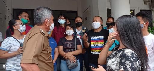 Permalink ke Pesangon tak Dibayarkan, Ex Karyawan Ancam Tutup Paksa Sakura Mart