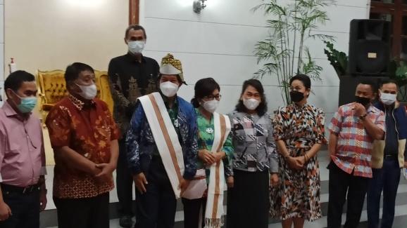 Permalink ke GSVL dampingi FKUB dan BKSAUA di Tana Toraja