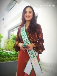 Permalink ke Harumkan Nama Sulut, Monica Khonado Siap Berkompetisi di Ajang Miss Earth International