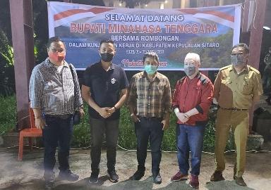 Permalink ke Berbagi Informasi, Bupati Mitra Kunker ke Kabupaten Sitaro