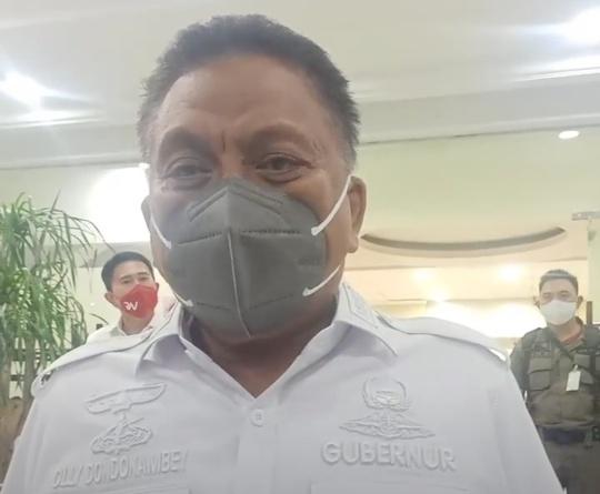 Permalink ke Pemprov Sulut Dukung Pemerintah Pusat Larang Mudik