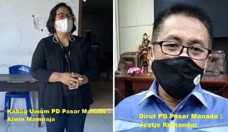 Permalink ke Komitmen Dirut PD Pasar Manado Bayar THR Karyawan
